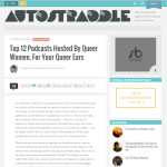 The Queer Public Podcast Reviewed on Autostraddle